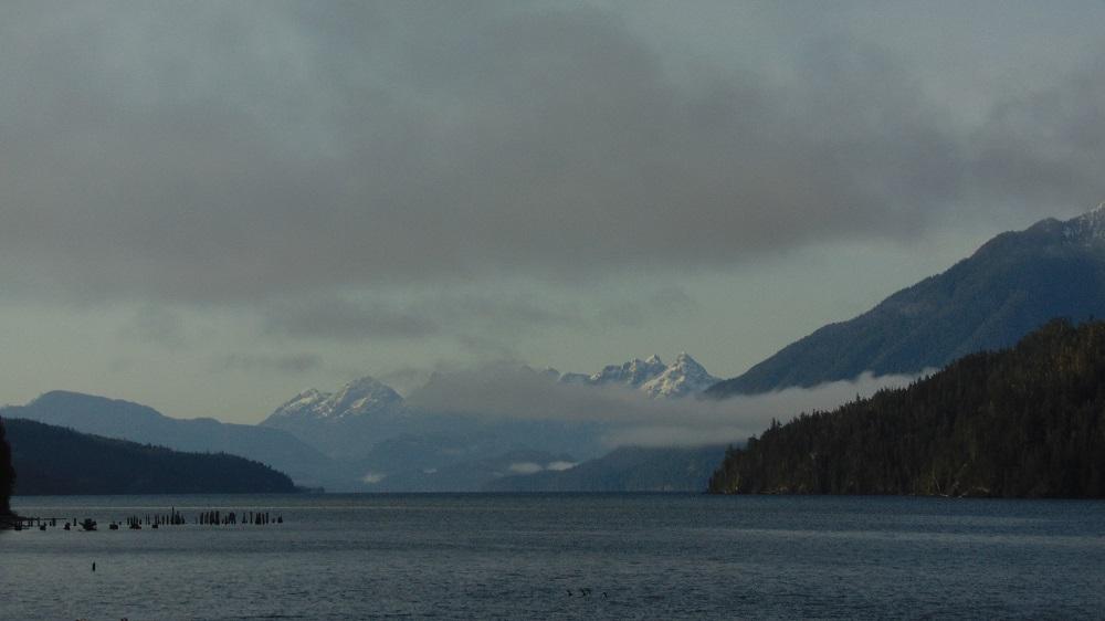 Netoutsos Inlet,  Pacific Northwest