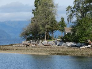 Nertoutsos Inlet, Vancouver Island, BC, Coastal Region