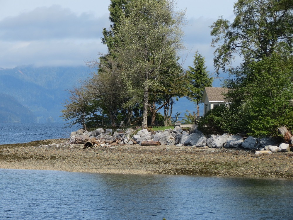 Neroutsos Inlet, Pacific Northwest
