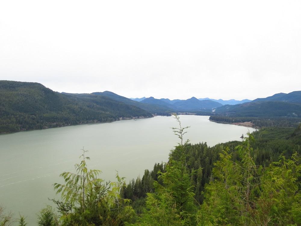 Nitinat Lake, Vancouver Island, Pacific Northwest