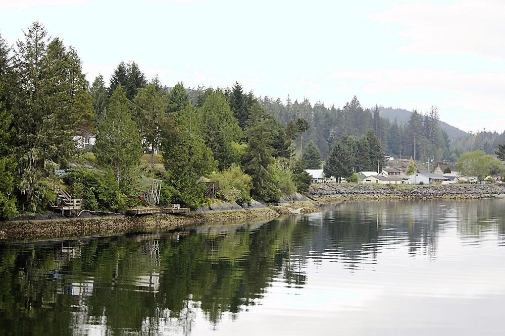Port Renfrew, Photo By Bud Logan, Vancouver Island