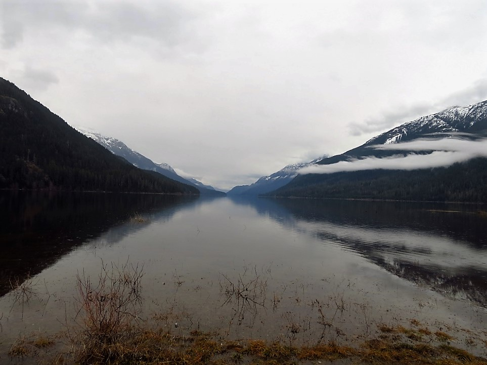 Buttle Lake, Vancouver Island, BC