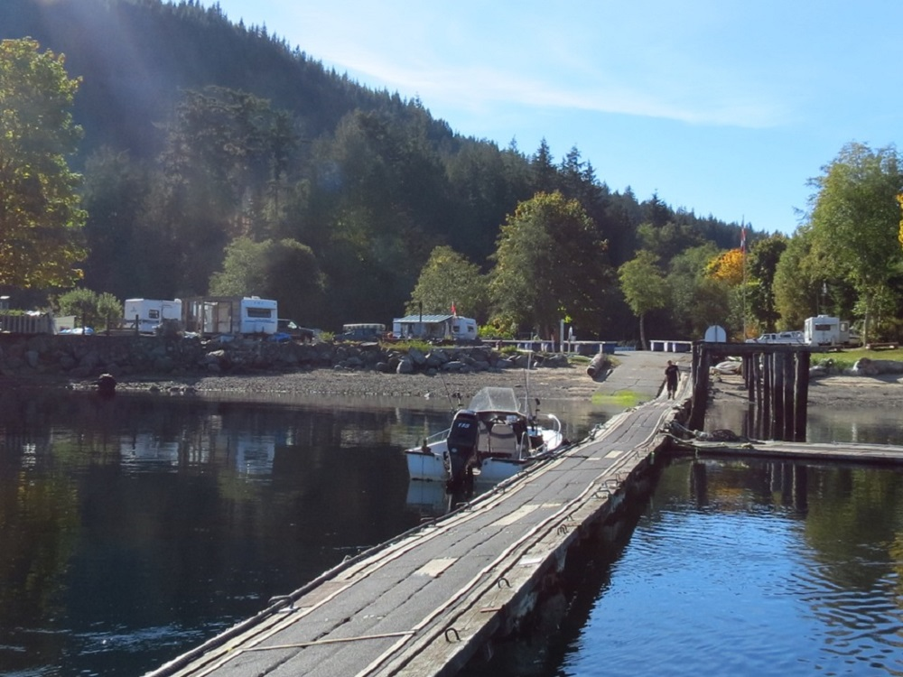 Rock Bay, Vancouver Island, Pacific Northwest