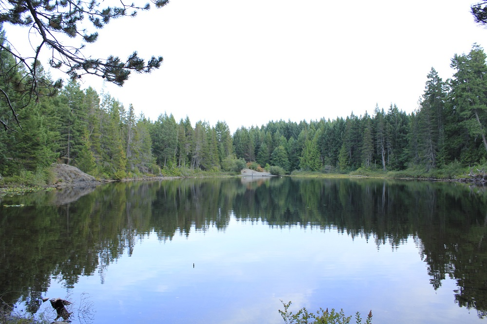 Spectacle Lake, Vancouver Island, Pacific Northwest