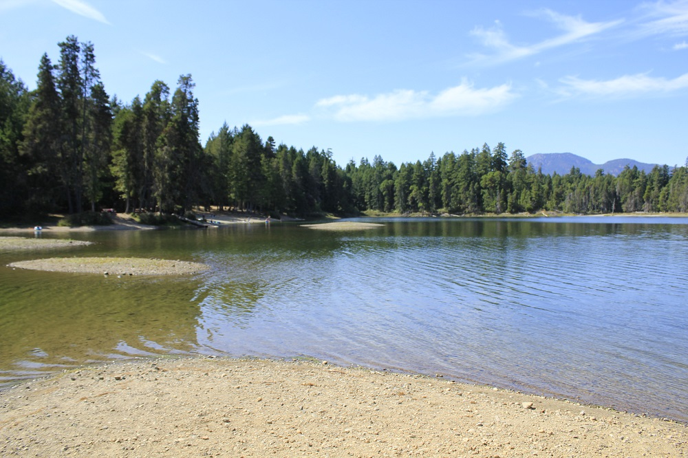 Spider Lake, Vancouver Island, Pacific Northwest