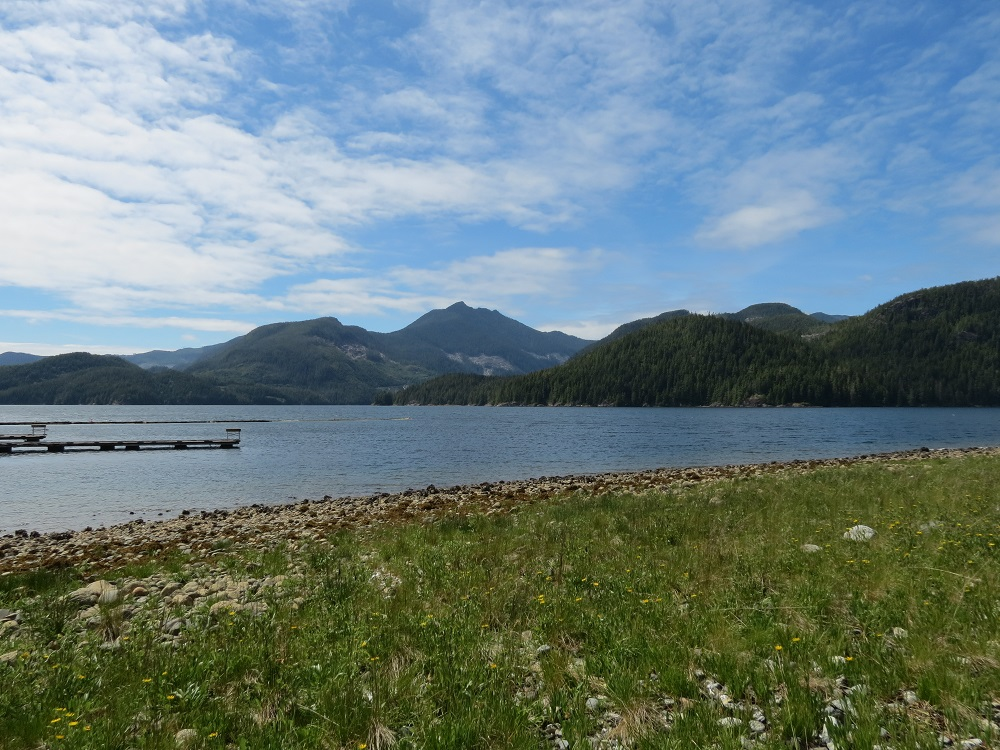 Tlupana Inlet, Vancouver Island, Pacific Northwest