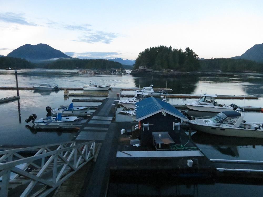Tofino, Photo By Robert Logan, Vancouver Island