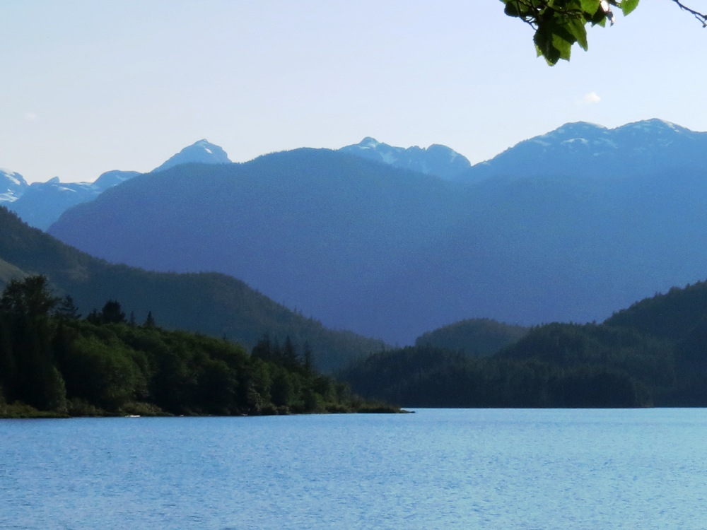 Upper Quinsam Lake, Vancouver Island, Pacific Northwest