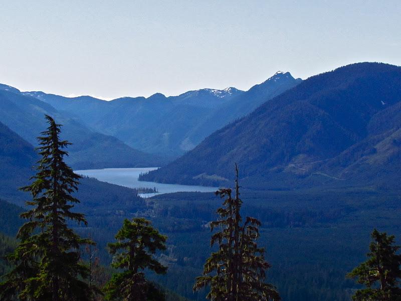 Vernon Lake, Vancouver Island, Pacific Northwest
