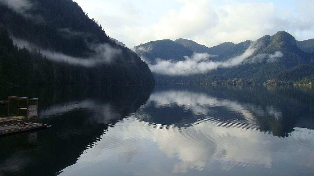 Zeballos Inlet, Pacific Northwest