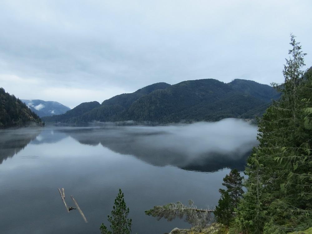Zeballos Inlet, BC Coastal Region