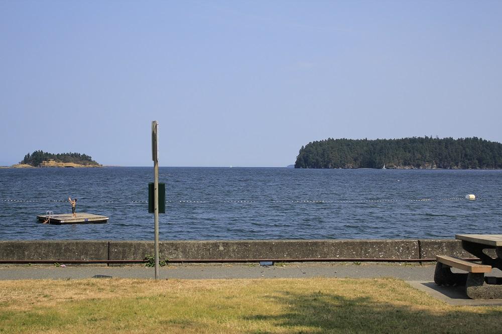 Departure Bay Harbor, Vancouver Island, BC