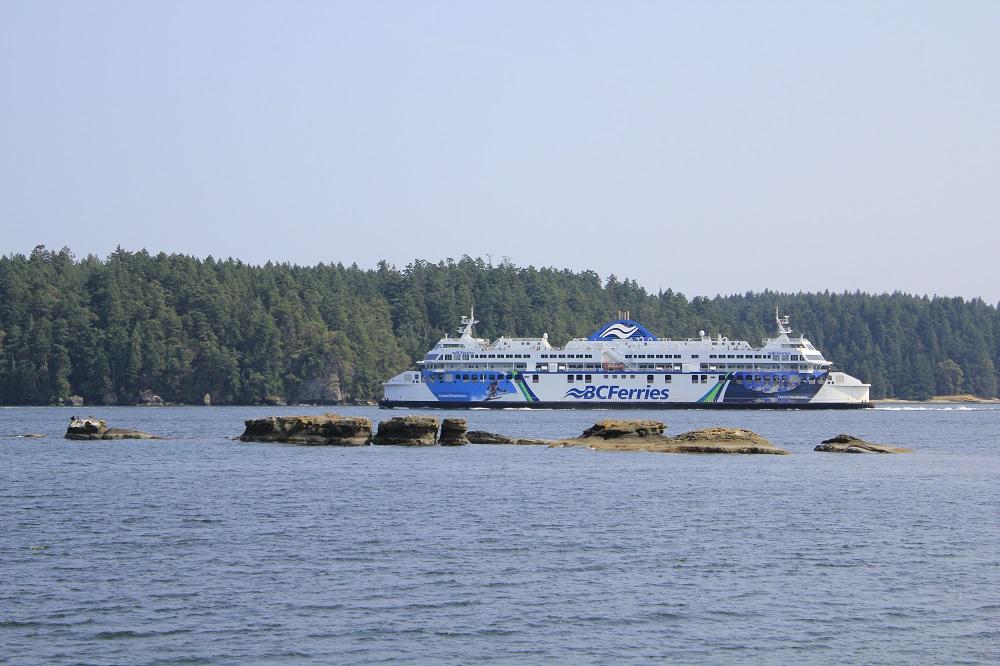 Departure Bay Harbor