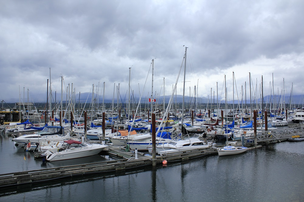 Comox Harbor