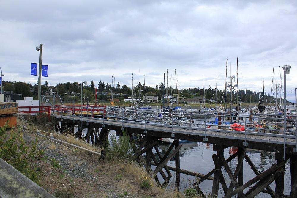 Comox Harbor, Vancouver Island, Pacific Northwest