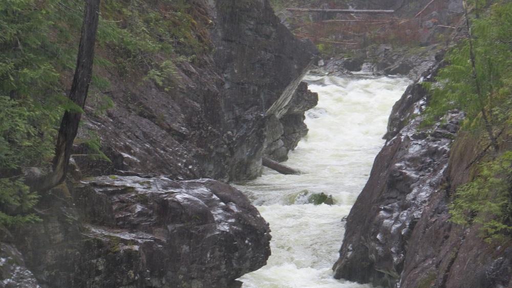 Conuma River, Vancouver Island, Pacific Northwest