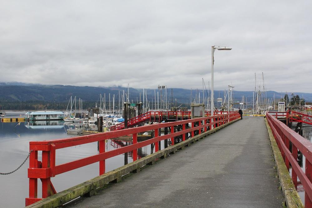 Deep Bay Harbor, Vancouver Island, BC