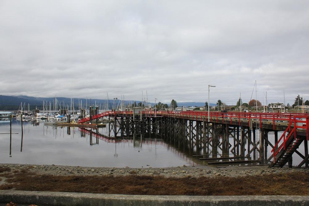 Deep Bay Harbor, Vancouver Island, Pacific Northwest