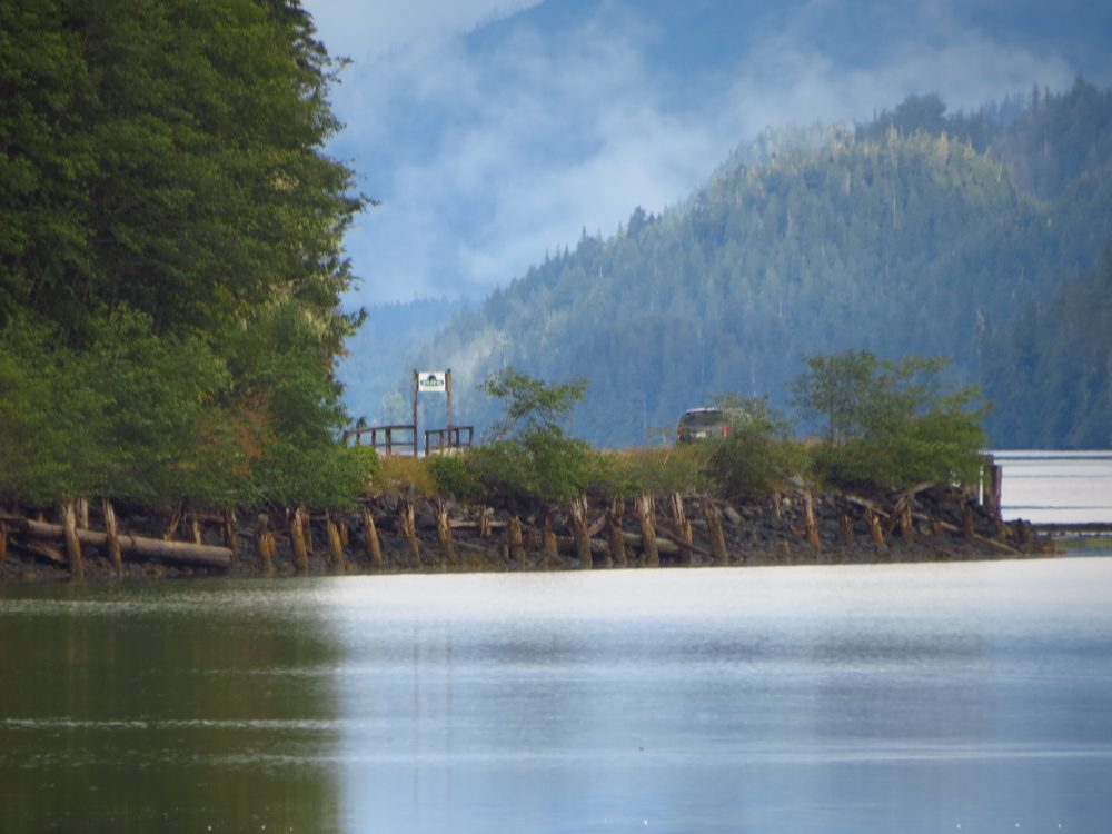 Holberg Harbor, Vancouver Island, Pacific Northwest