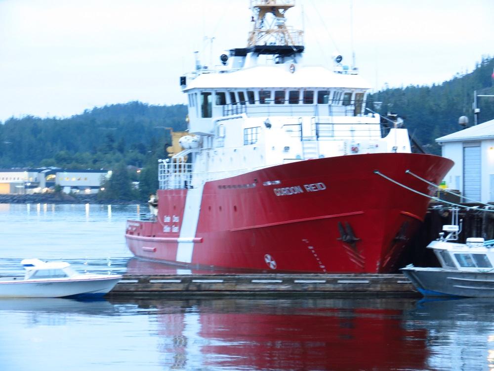 Port Hardy, Vancouver Island, BC