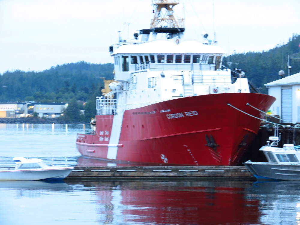 Port Hardy, Ports & Harbors
