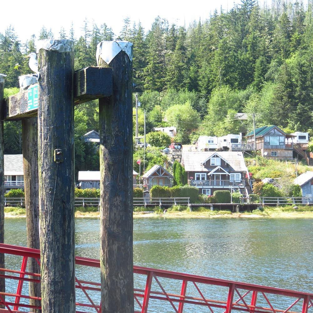 Winter Harbor, Vancouver Island, Pacific Northwest