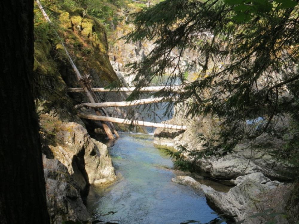Little Qualicum Falls, Vancouver Island, Pacific Northwest