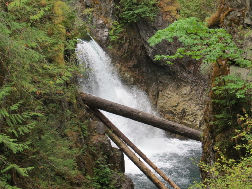 Little Qualicum Falls, Vancouver Island, Pacific Northwest