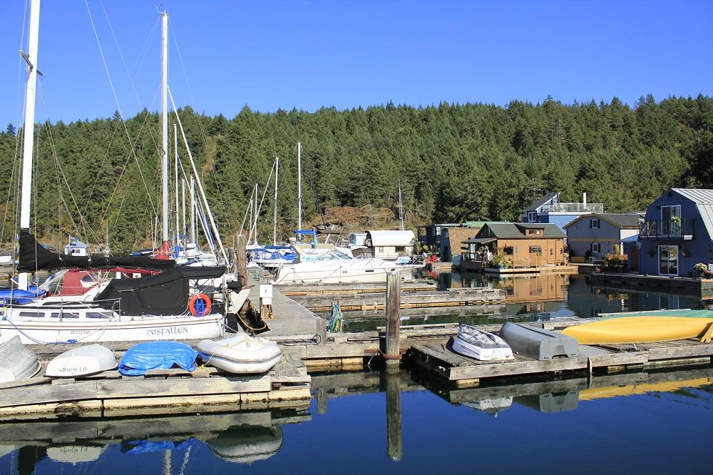 Maple Bay Harbor, Vancouver Island, BC