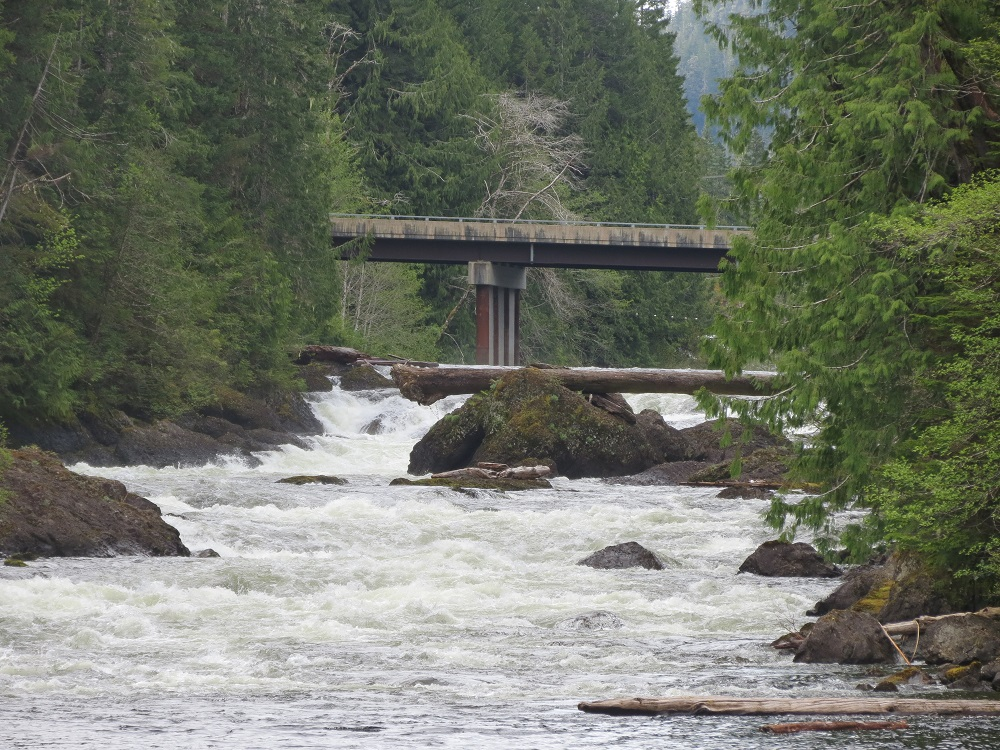 Marble River, Vancouver Island, Pacific Northwest