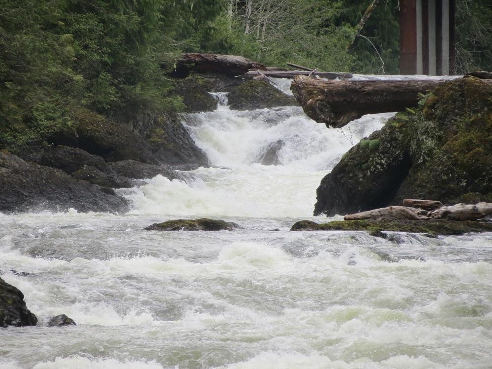 Marble River Falls