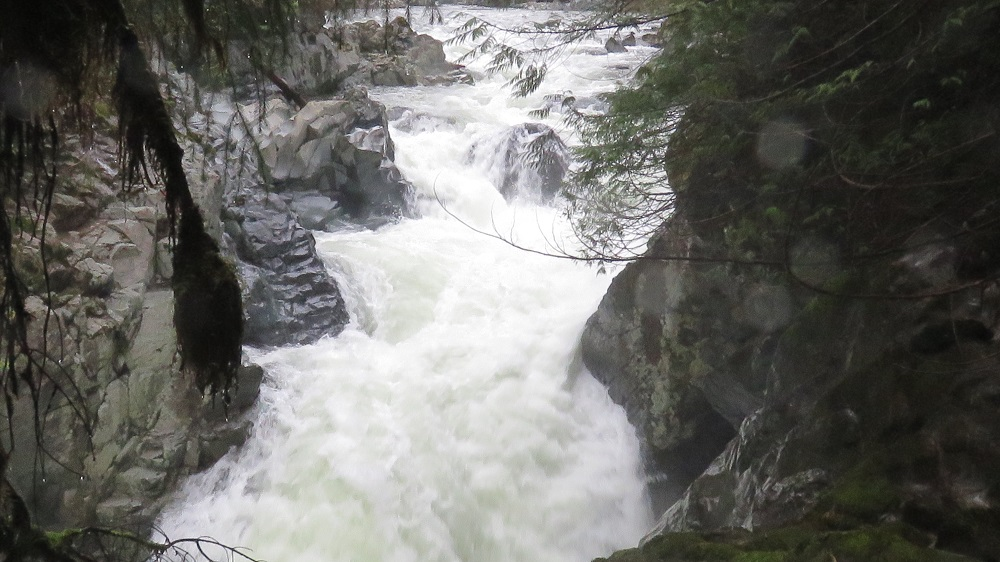 Nitinat River, Rivers