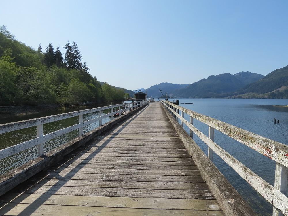 Port Alice, Vancouver Island, Pacific Northwest