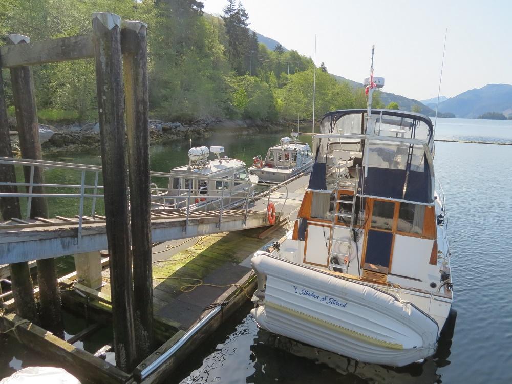 Port Alice Harbor, Vancouver Island, Pacific Northwest