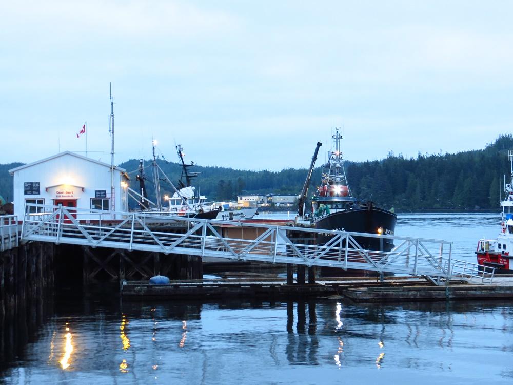 Port Hardy, Vancouver Island, Pacific Northwest