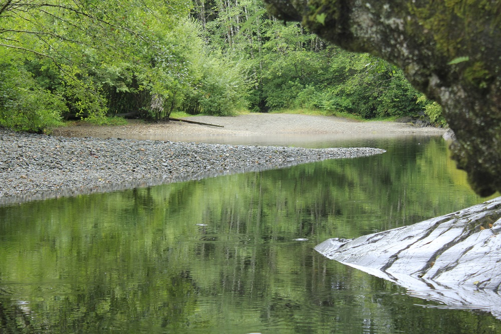 Quatse River
