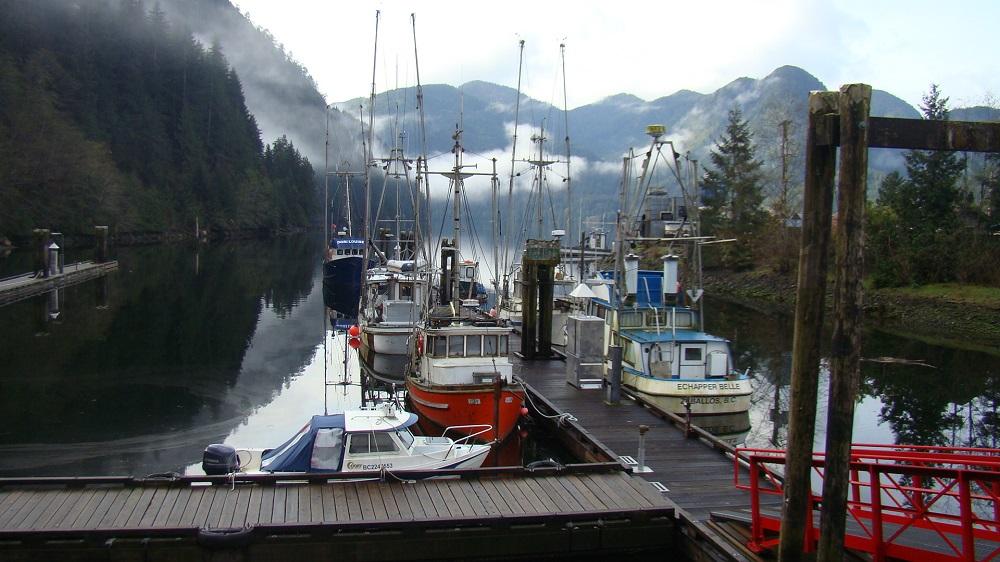 Zebellos Harbor, Ports & Harbors