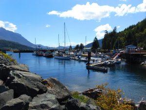 Kelsey Bay, Vancouver Island, BC Coastal Region