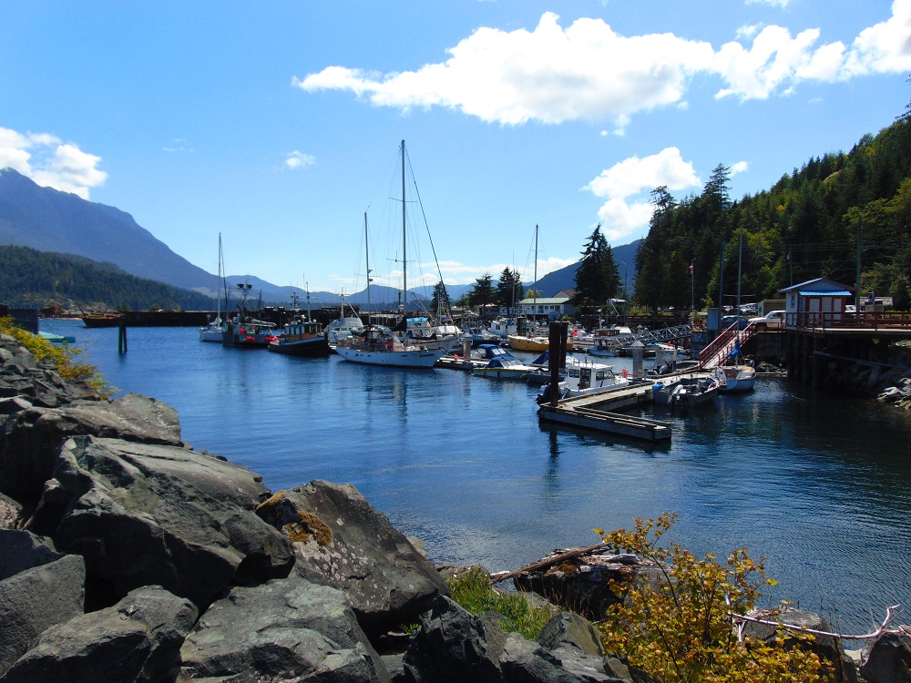 Kelsey Bay, Vancouver Island Communities, Pacific Northwest