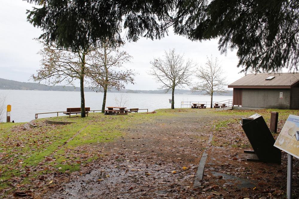 Bamberton Park, Vancouver Island, BC, Coastal Region