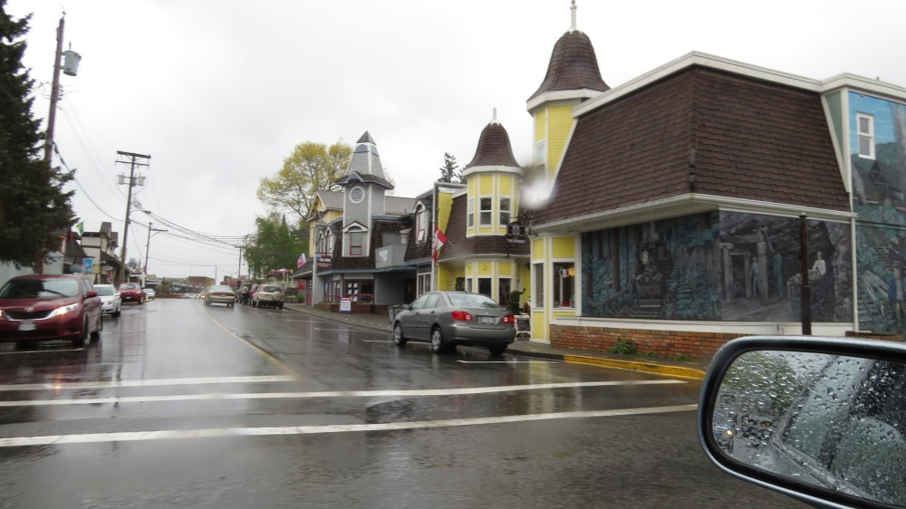 Chemainus, Vancouver Island Communities, Pacific Northwest