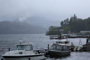 Coal Harbor Village, Vancouver Island, BC Coastal Region