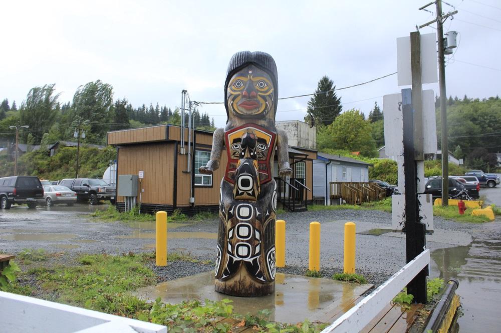 Coal Harbor Village, BC Coastal Region, Vancouver Island