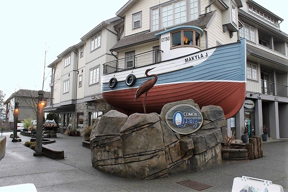 Comox, Vancouver Island Communities, Pacific Northwest