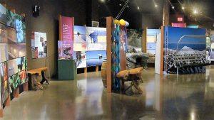 Comox Vallery Visitor Center, Vancouver Island, BC Coastal Region