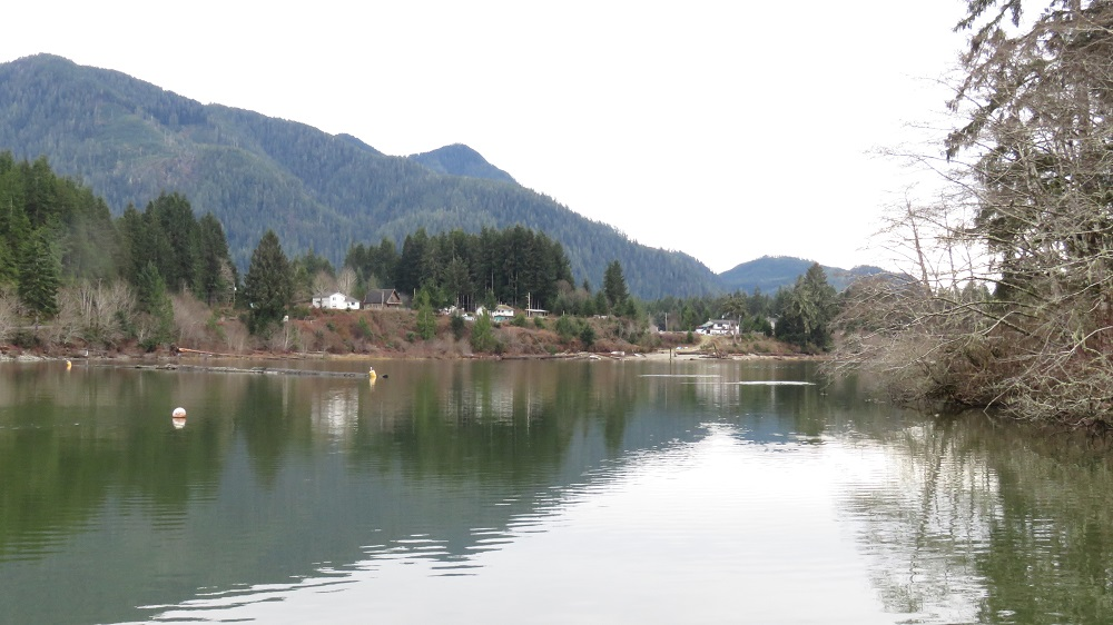 Ditidaht Village, Vancouver Island Communities, Pacific Northwest