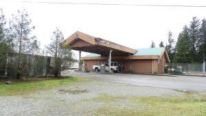 Ditidaht Village, Vancouver Island, Nitinat Lake, BC Coastal Region
