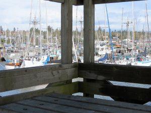 Comox Wharf, Vancouver Island, BC Coastal Region
