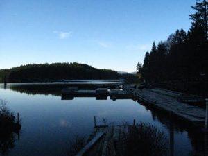 Forbes Landing, BC Coastal Region, Campbell River, Vancouver Island, BC