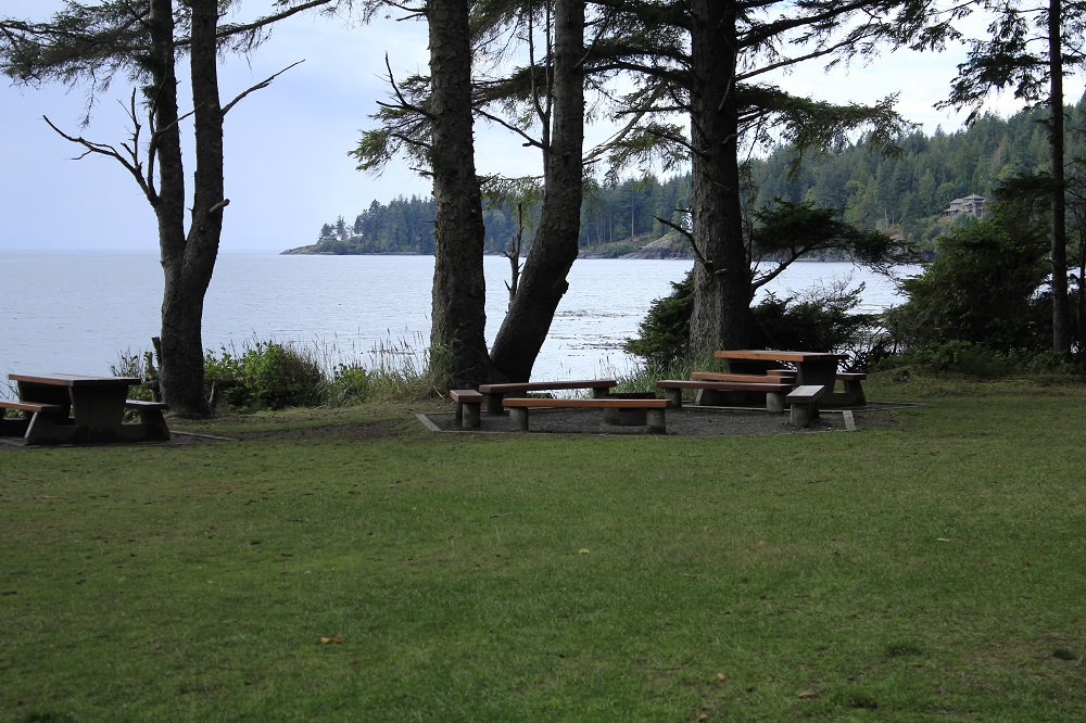 French Beach Park, Vancouver Island, BC